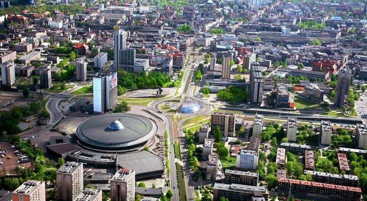 Katowice. Fot. UM Katowice