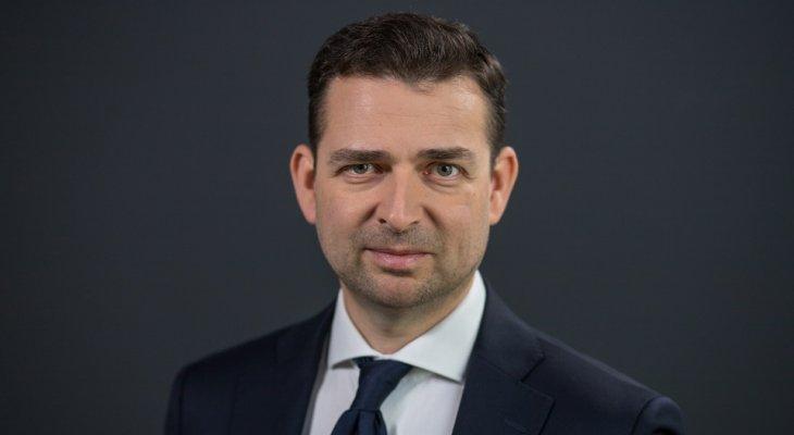 Jan Styliński, prezes Polskiego Związku Pracodawców Budownictwa. Fot. PZPB