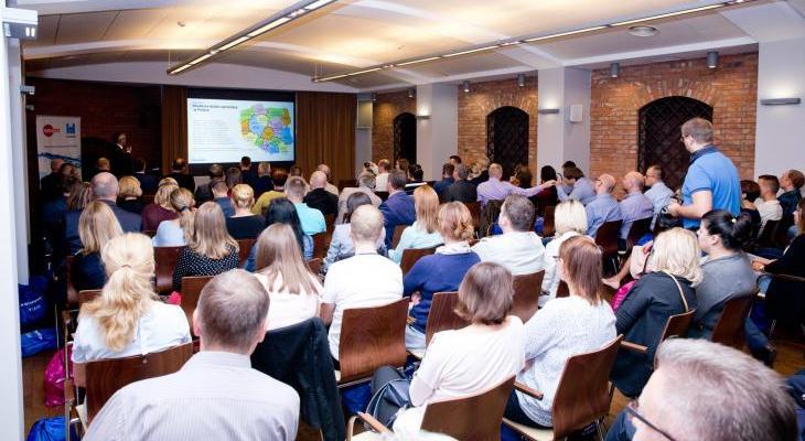 XI Międzynarodowa Konferencja dla Projektantów. Fot. Amiblu