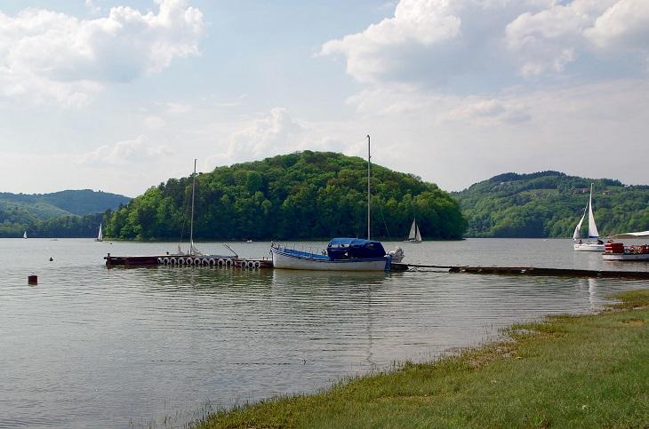 Jeziora Polski