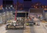 Budowa tunelu pod Ursynowem. Źródło: GDDKiA