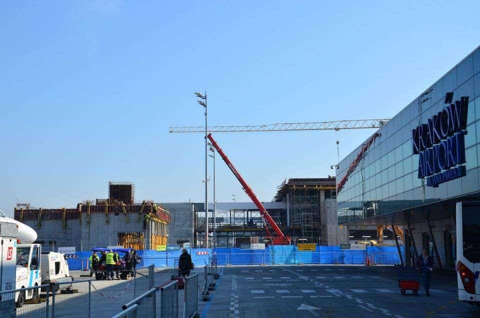 Rozbudowa krakowskiego lotniska