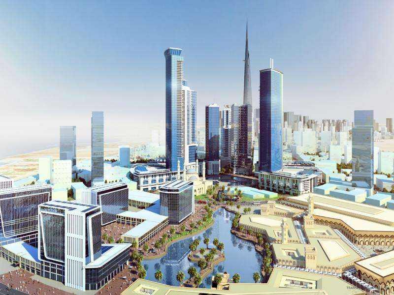 Zobacz, jak będzie wyglądał najwyższy budynek świata