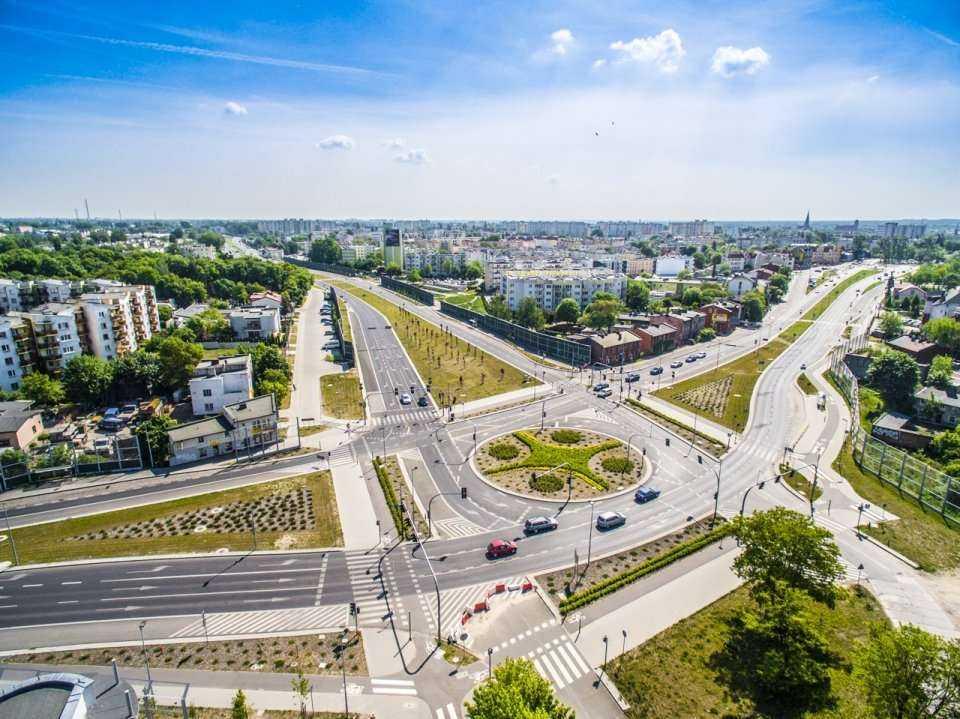 Jak wygląda Drogowa Trasa Średnicowa w Toruniu?