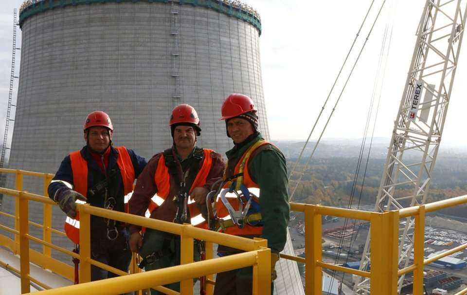 W Elektrowni Jaworzno III powstają obiekty o kubaturze ponad 33,5 tys.m3.