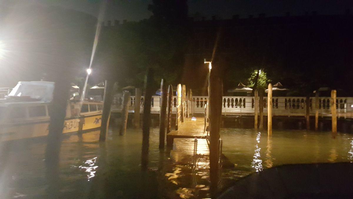 Powódź w Wenecji. Fot. Comune di Venezia