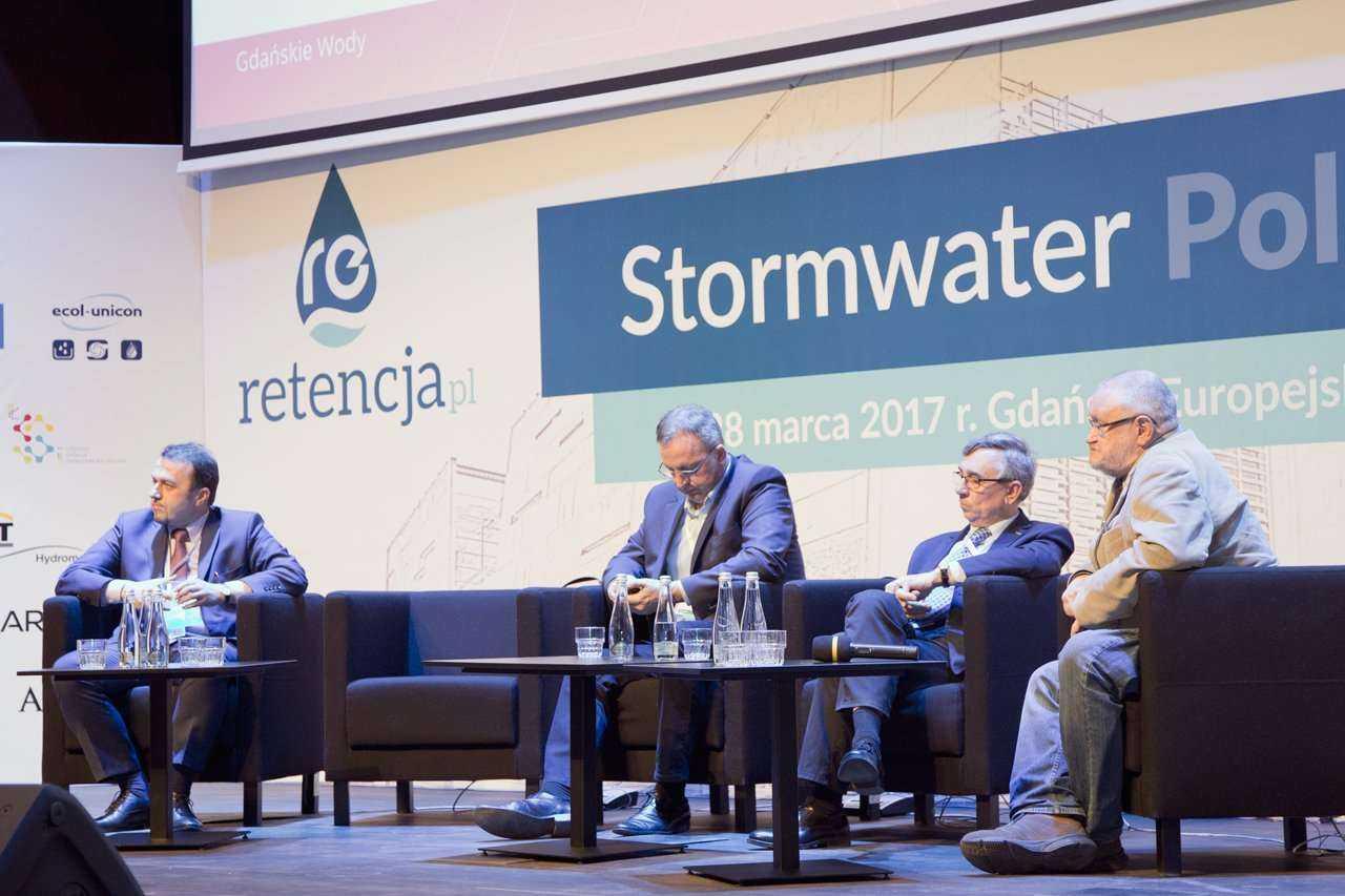 Konferencja Stormwater Poland 2017