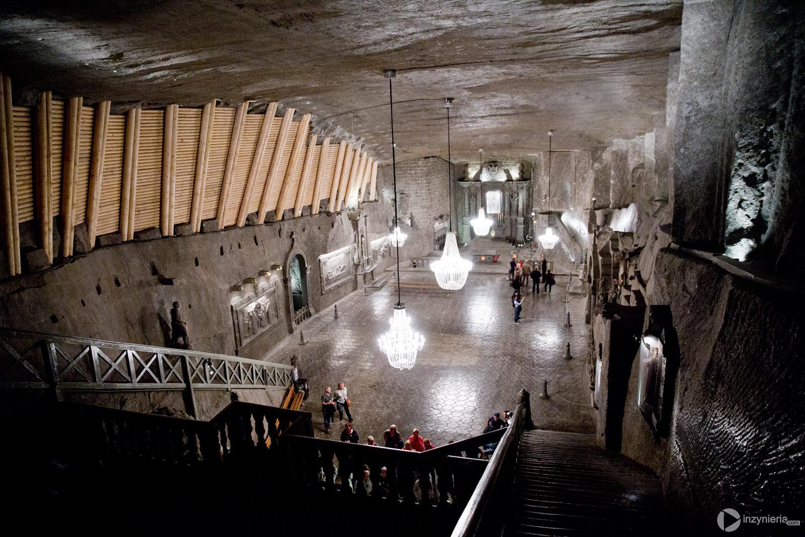 Wycieczka po kopalnii  soli w Wielczce / fot. <a href=&quot;http://www.quality-studio.com&quot; target=&quot;_blank&quot;>Quality Studio</a> dla www.inzynieria.com