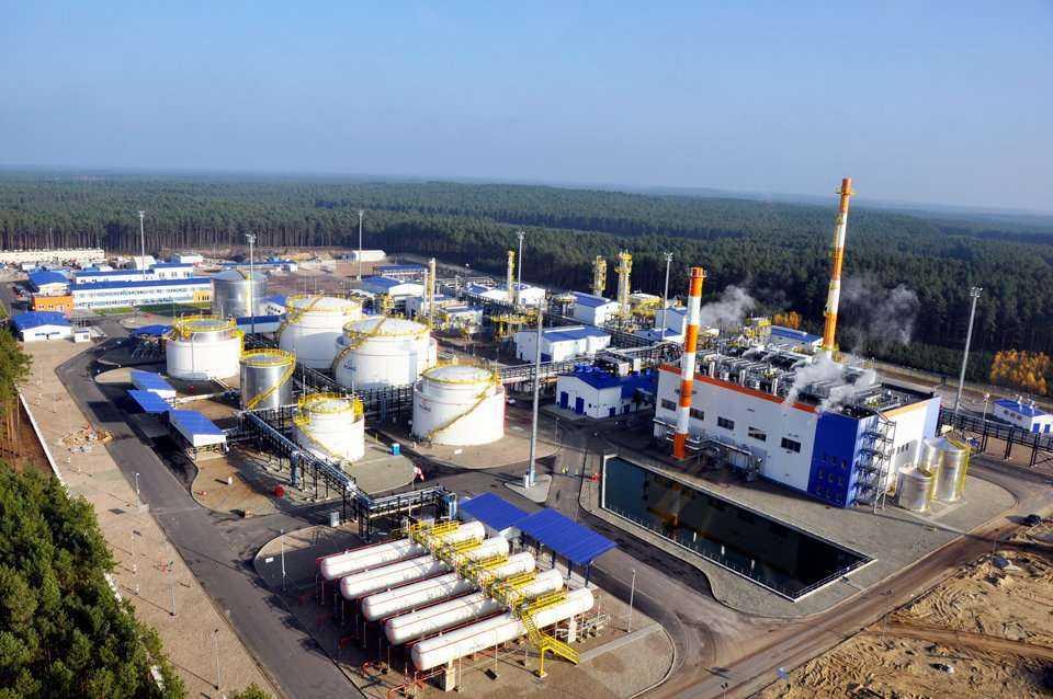 Największa w Polsce kopalnia gazu i ropy