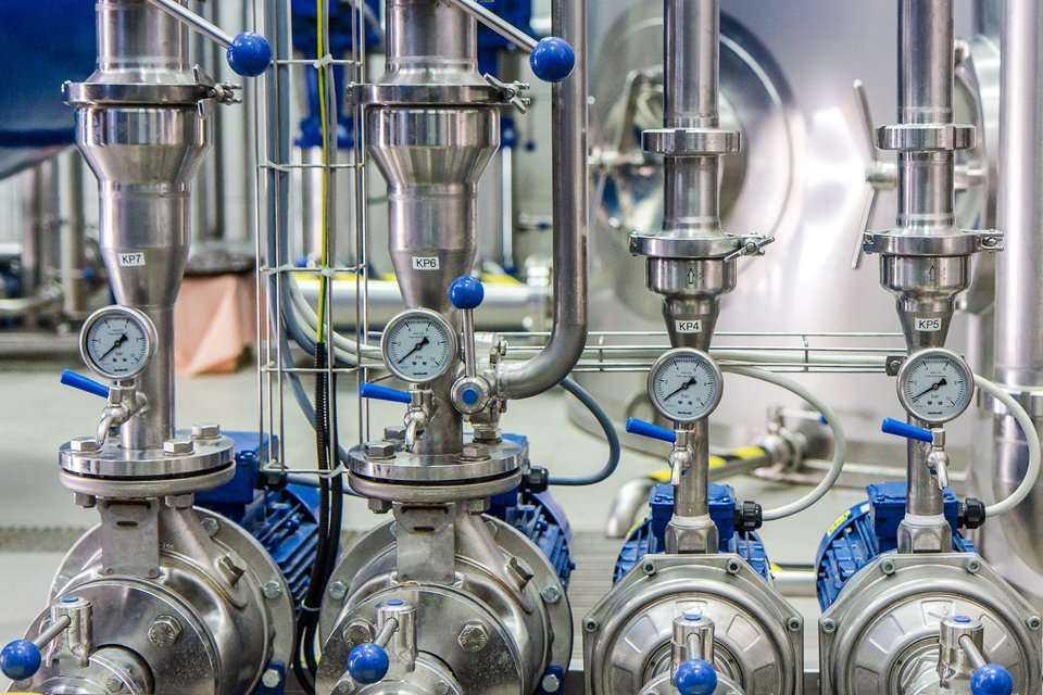 Modernizacja ujęcia wody pitnej w Jaworznie