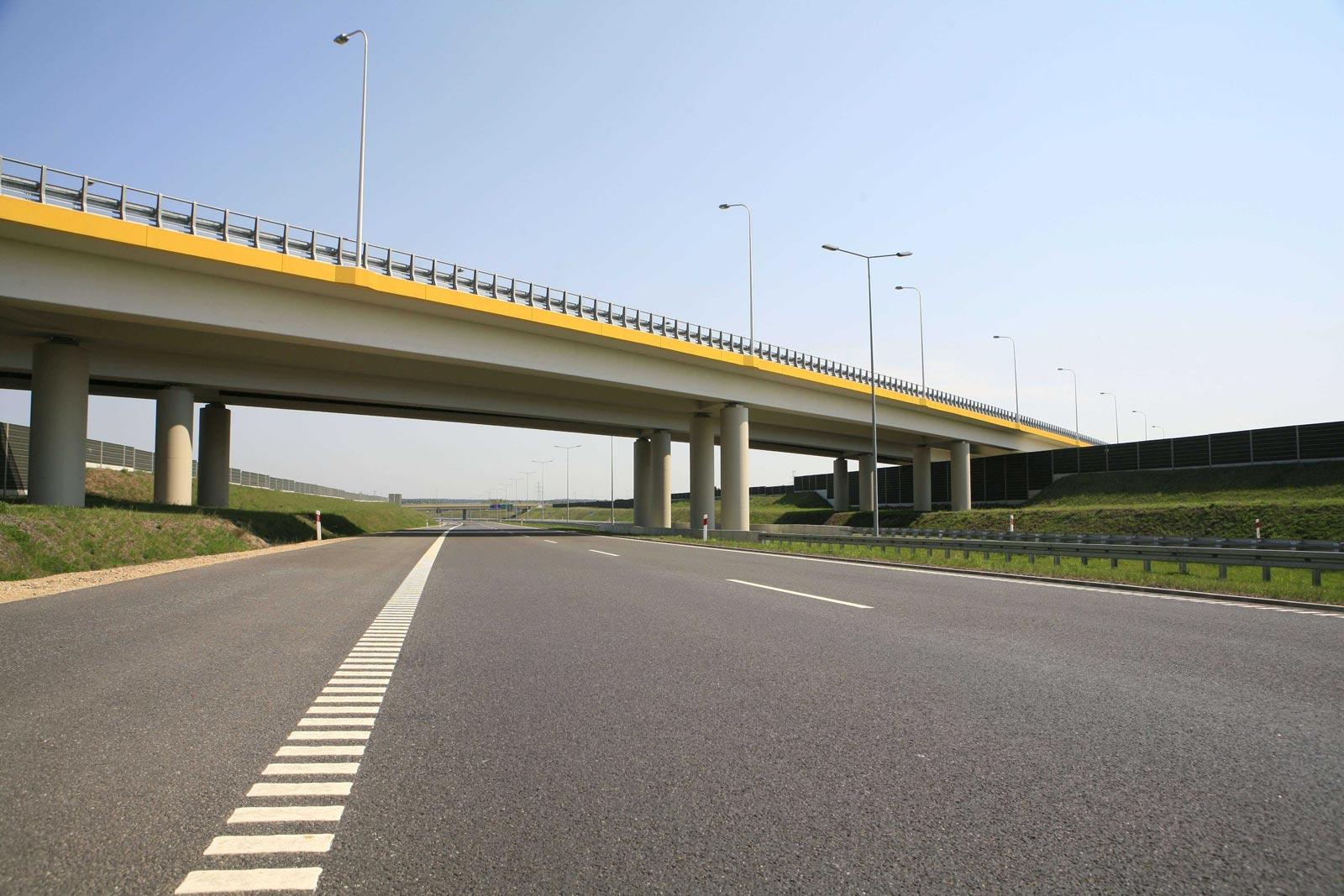 Otwarcie autostrady A1 na odcinku z Mszany do Gorzyczek
