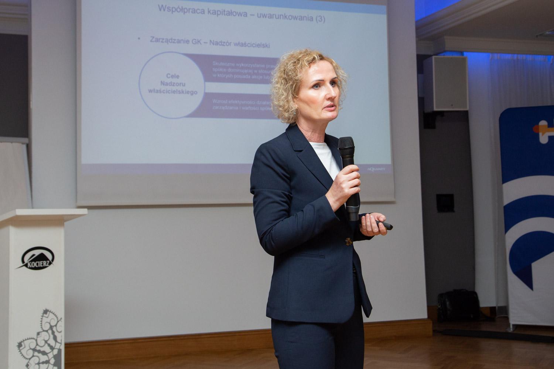 Hanna Madejczyk, Aquanet S.A. Fot. inzynieria.com