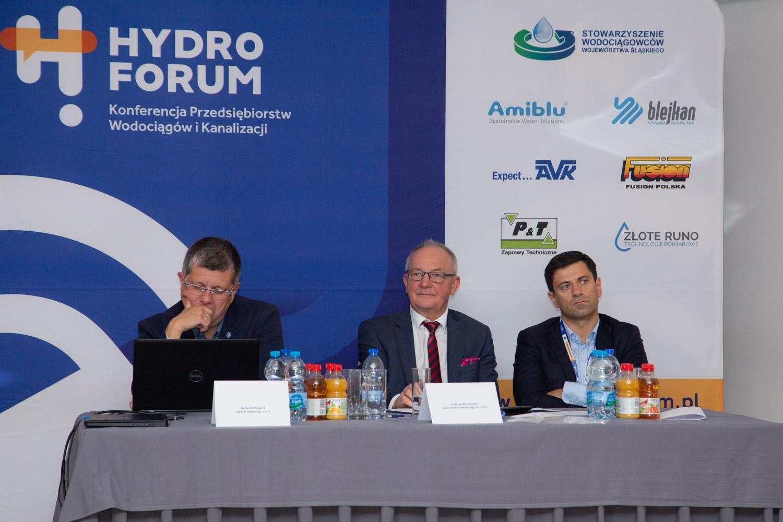 Obrady podczas Hydro Forum. Fot. inzynieria.com