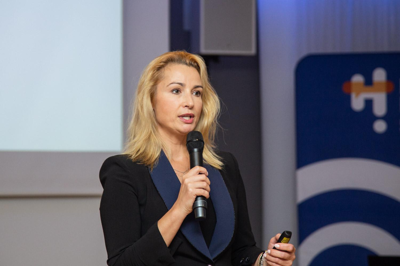 Joanna Brodzik, aktorka i prezenterka. Fot. inzynieria.com