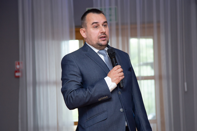 Michał Milczarek, Blejkan S.A. Fot. inzynieria.com