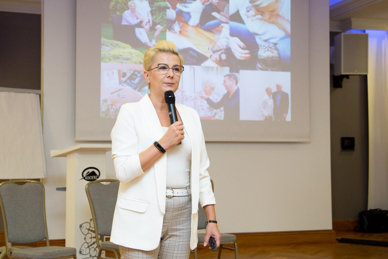 Anna Urbańska, neurocoach. Fot. inzynieria.com
