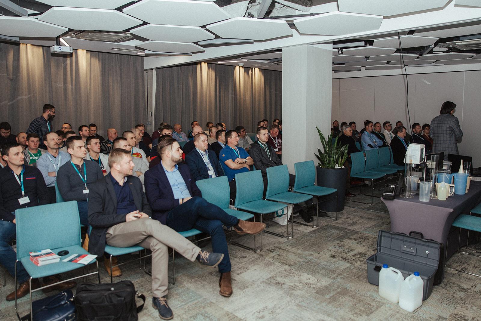 XXII Seminarium szkoleniowe dla branży HDD. Fot. Quality Studio