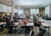 """Zdjęcie Warsztaty """"ABC technologii CIPP"""" w ramach IV Konferencji """"Renowacja Wykładzinami (Rękawami) Utwardzanymi na Miejscu"""". Fot. Quality Studio dla www.inzynieria.com"""