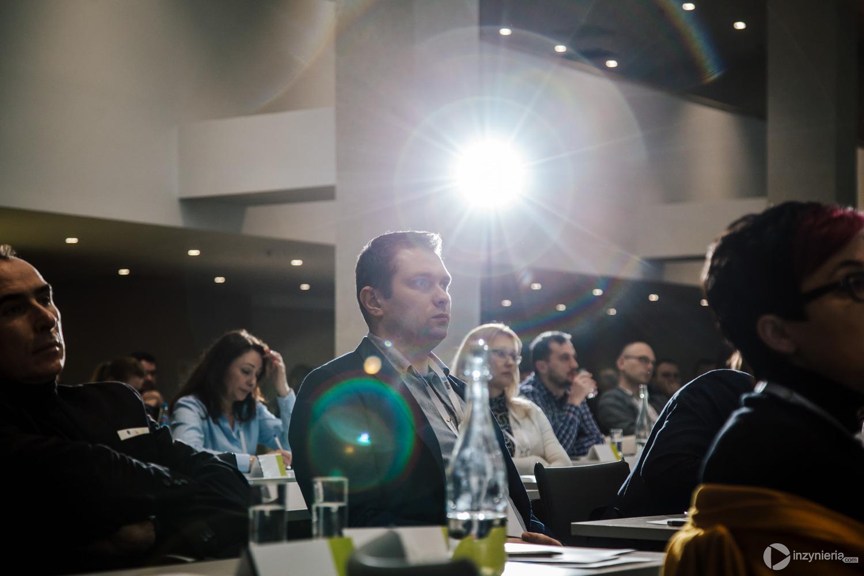 """Warsztaty """"ABC technologii CIPP"""" w ramach IV Konferencji """"Renowacja Wykładzinami (Rękawami) Utwardzanymi na Miejscu"""". Fot. Quality Studio dla www.inzynieria.com"""