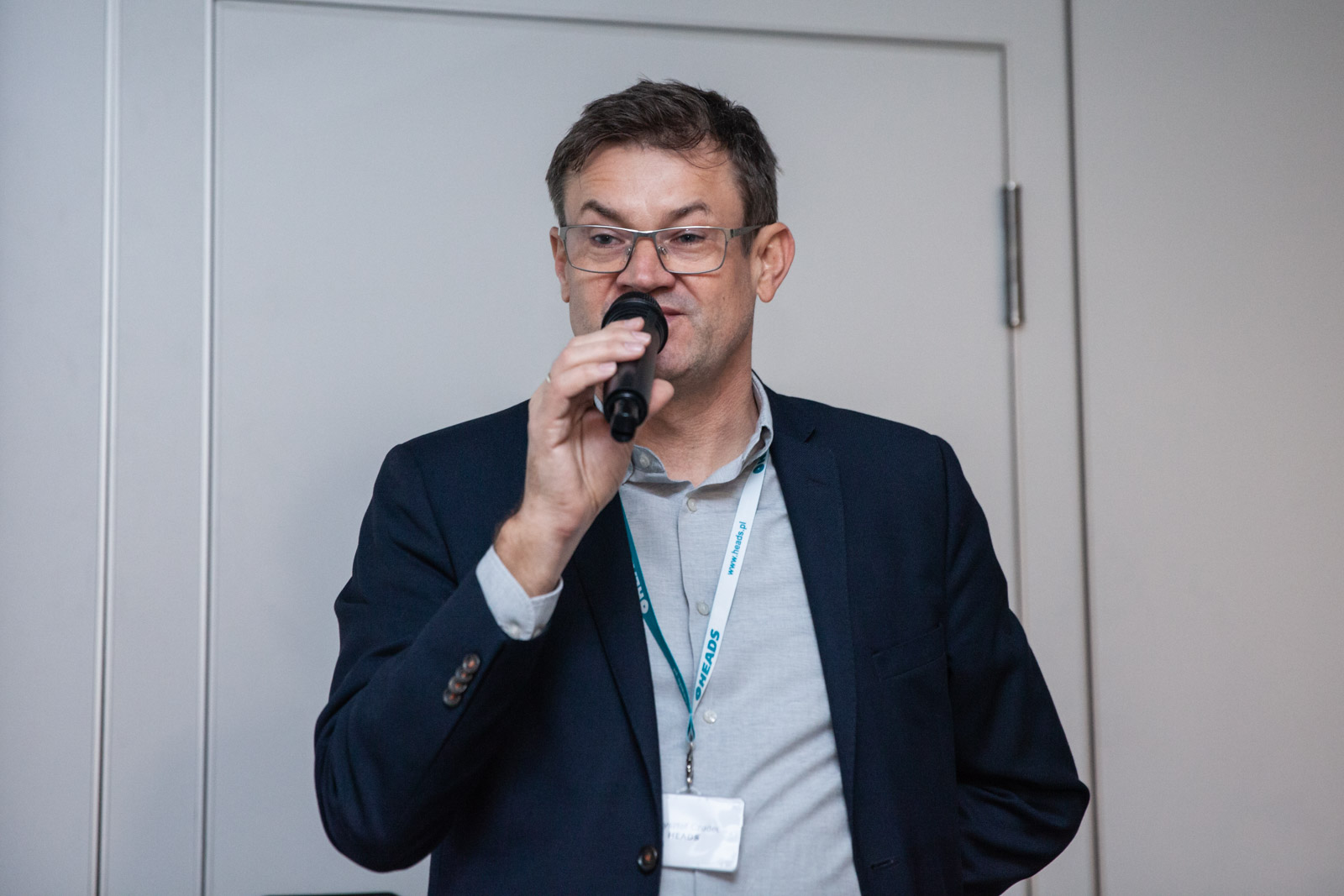 Krzysztof Czudec, HEADS sp. z o.o. XXIII Seminarium szkoleniowe dla branży HDD. fot. <a href=&quot;http://www.quality-studio.com&quot; target=&quot;_blank&quot;>Quality Studio</a> dla www.inzynieria.com