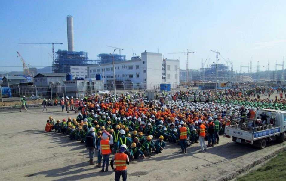 Wietnamska elektrownia uruchomiona pół roku przed terminem