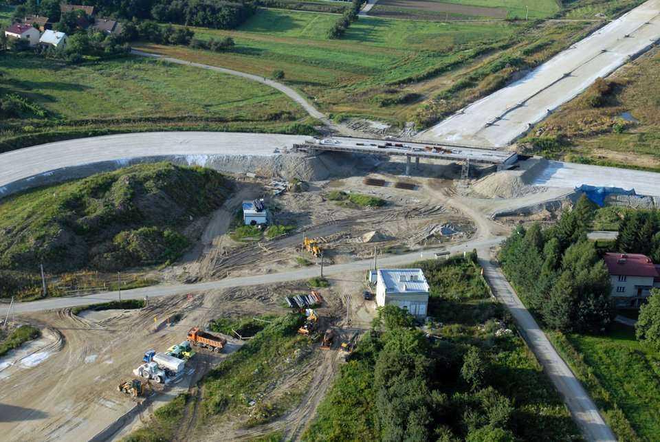 Budowa małopolskiego odcinka autostrady A4