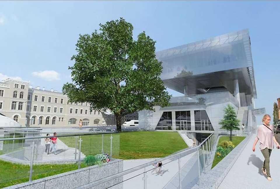 Jak będzie wyglądał przebudowany dworzec w Bydgoszczy?