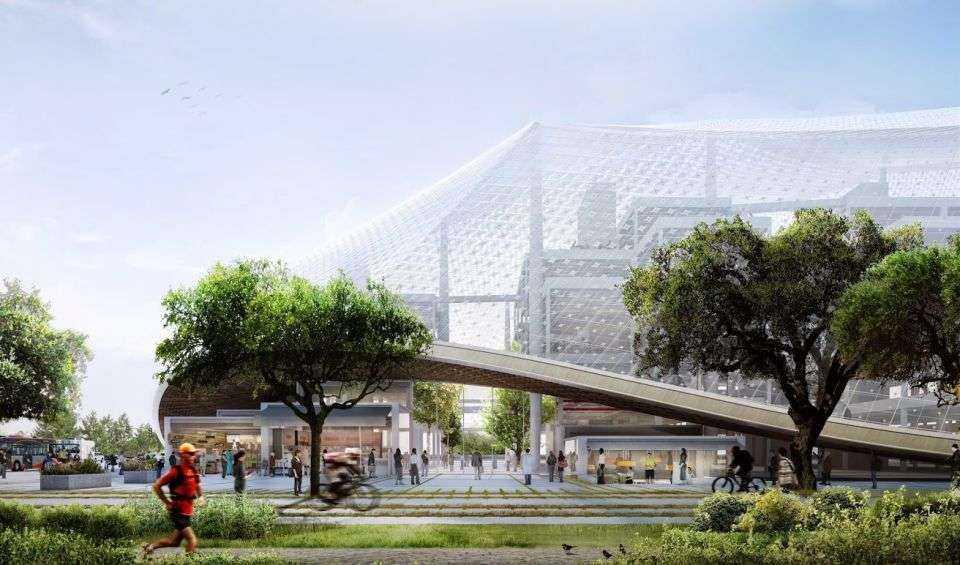 Nowa siedziba Google będzie imponująca