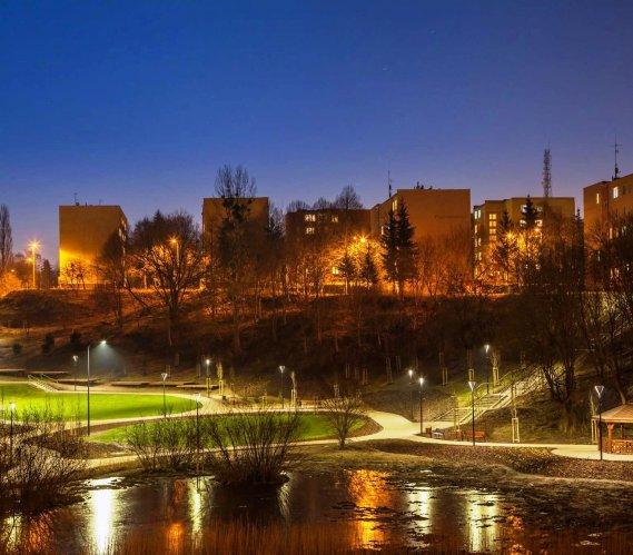 Oto najlepiej oświetlone miasto w Polsce