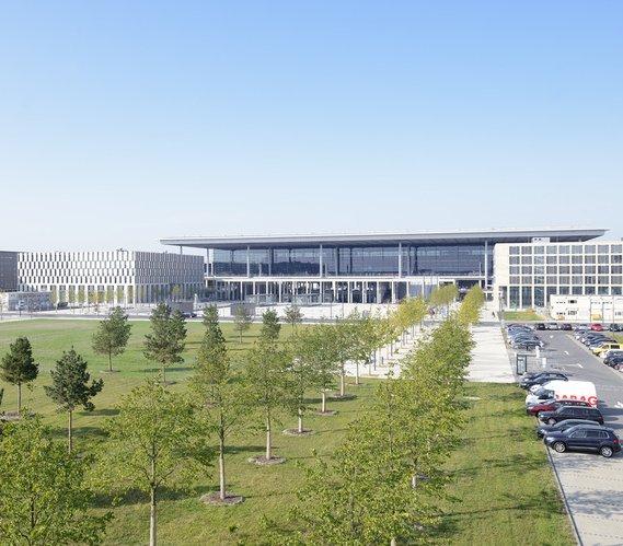 Lotnisko Berlin Brandenburg – wizualizacje i zdjęcia z budowy