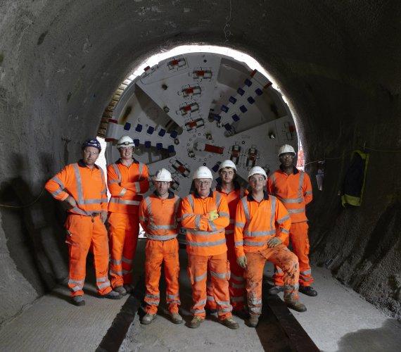 Jak przebiegała budowa tuneli energetycznych w Londynie?