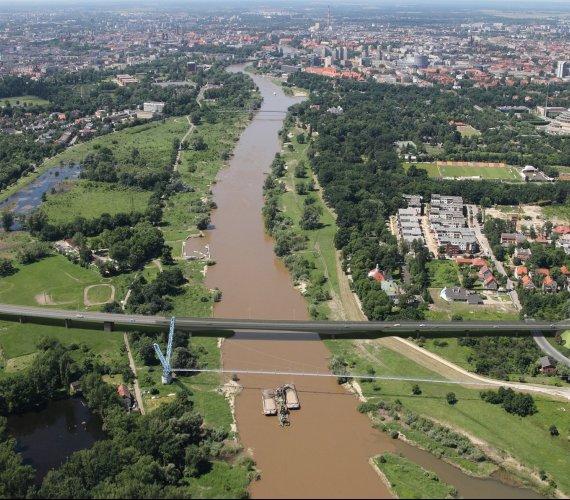 Tak będą wyglądać nowe mosty we Wrocławiu