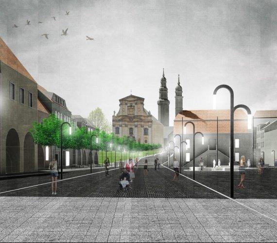 Tak będzie wyglądać centrum Lubomierza