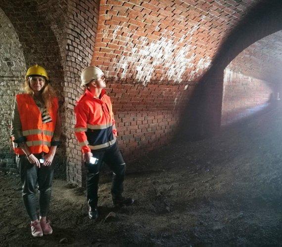 Historyczne odkrycie na budowie w Gdańsku