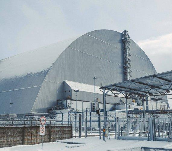 Arka – nowa bezpieczna powłoka elektrowni w Czarnobylu