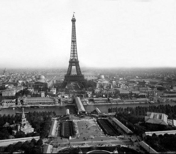 Jak budowano wieżę Eiffla?