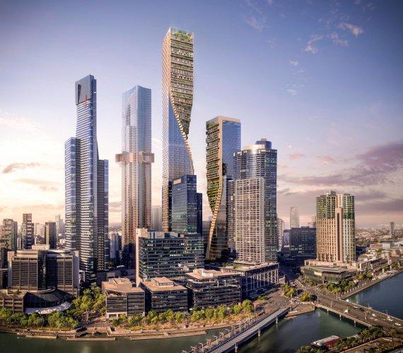 Najwyższy budynek w Australii – będzie nowy rekord
