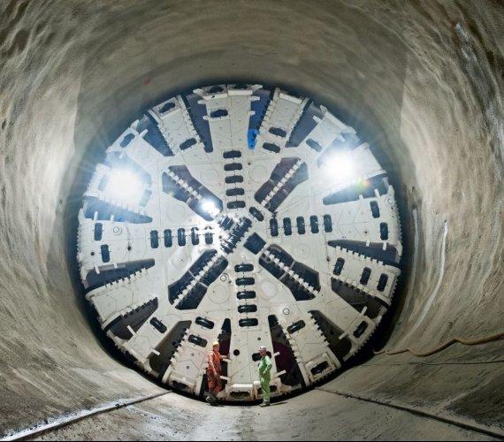 Niemcy: zachodnia nitka tunelu Filder wydrążona