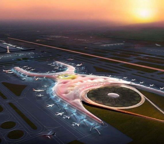 Nowe lotnisko w Meksyku – projekt