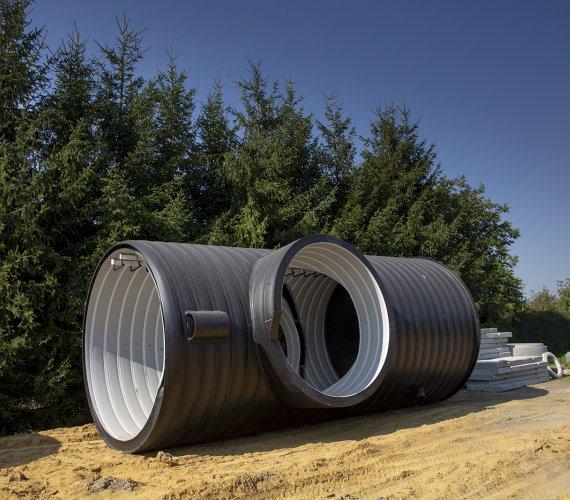 Budowa 26 km kanalizacji deszczowej w Rzeszowie