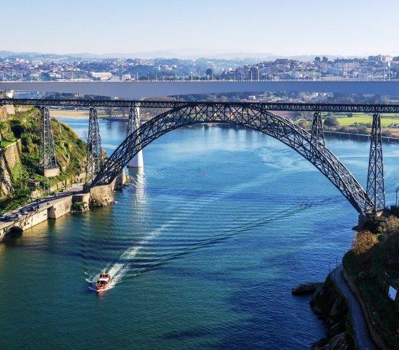 141 lat Mostu Maria Pia w Porto – dzieła ucznia Gustava Eiffla