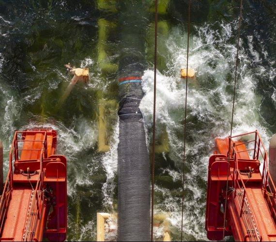 Nord Stream 2: ułożono ponad 200 km gazociągu