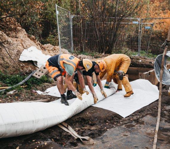 Walka z korozją w krakowskim wodociągu