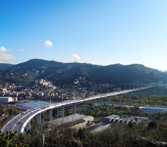 Most w Genui: jest już projekt