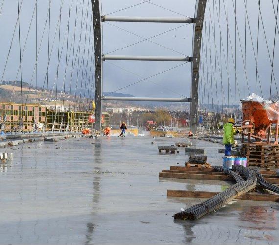 Wkrótce koniec budowy mostu heleńskiego