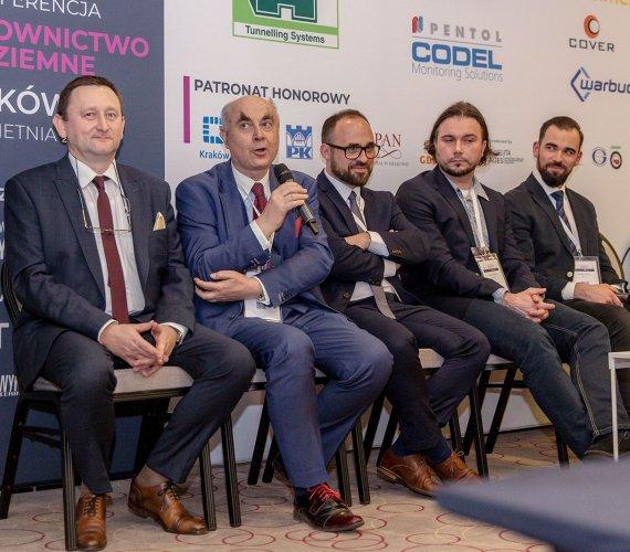 """Za nami IV Konferencja """"Budownictwo Podziemne"""""""