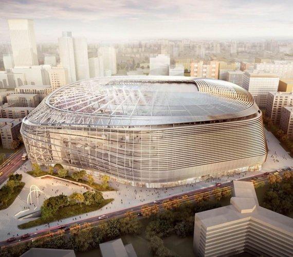 """""""Nowy"""" stadion Realu Madryt: wizualizacje"""