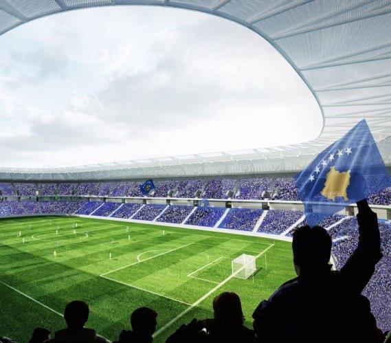 Kosowo będzie mieć stadion narodowy