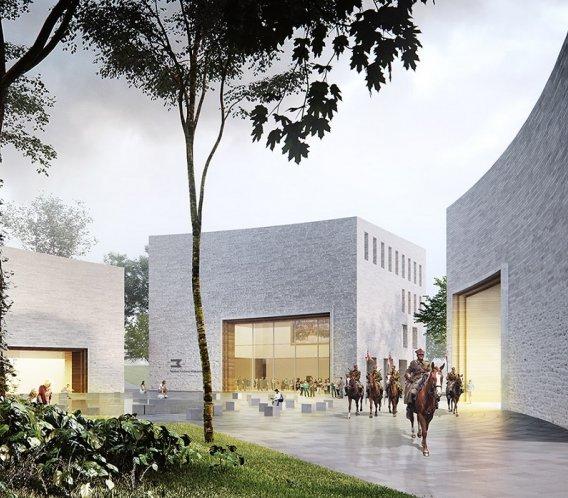 Takie będzie nowe Muzeum Powstania Wielkopolskiego w Poznaniu [wizualizacje]