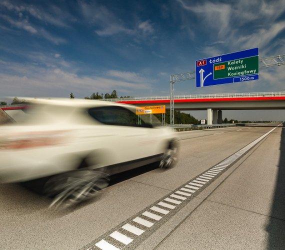 A1 Pyrzowice–Częstochowa Południe jest już gotowa